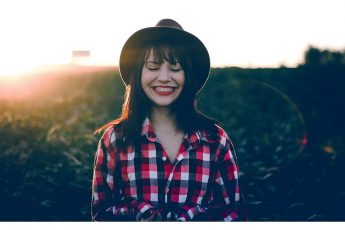 happy girl